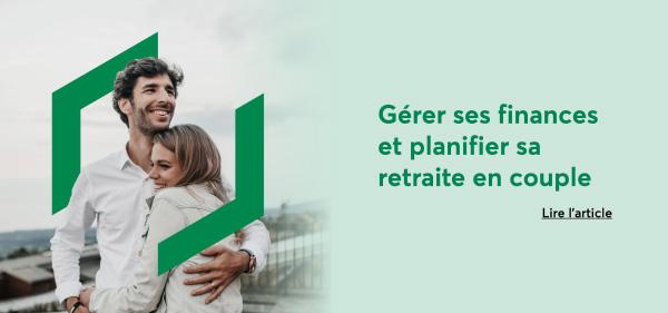 Gérer ses finances et planifier sa retraite en couple