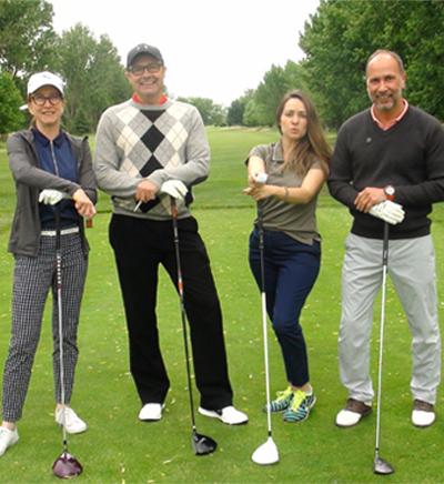 Tournoi de golf Collège Ahuntsic