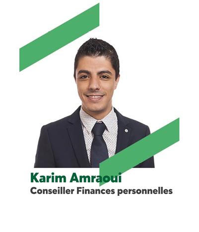Conseiller Karim Amraoui